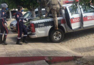 6 homens que participaram de assalto a Agência Bancária em Coremas são mortos em troca de tiros com a PM
