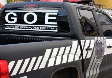 Policial civil de folga evita assalto e prende criminoso
