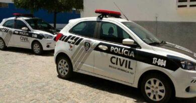 Polícia prende suspeito de furto em Itaporanga