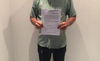 Prefeita de Emas assina adesão ao Garantia Safra