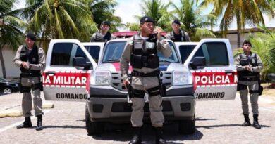 PM realiza operação para inibir assaltos, roubo de veículos, 'rolezinhos' e aglomerações