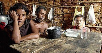 Fome atinge 47% da população do semiárido, diz pesquisa