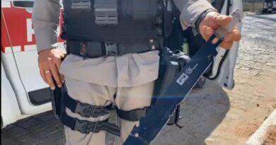 No Vale do Piancó mulher acerta vários golpes de punhal no marido